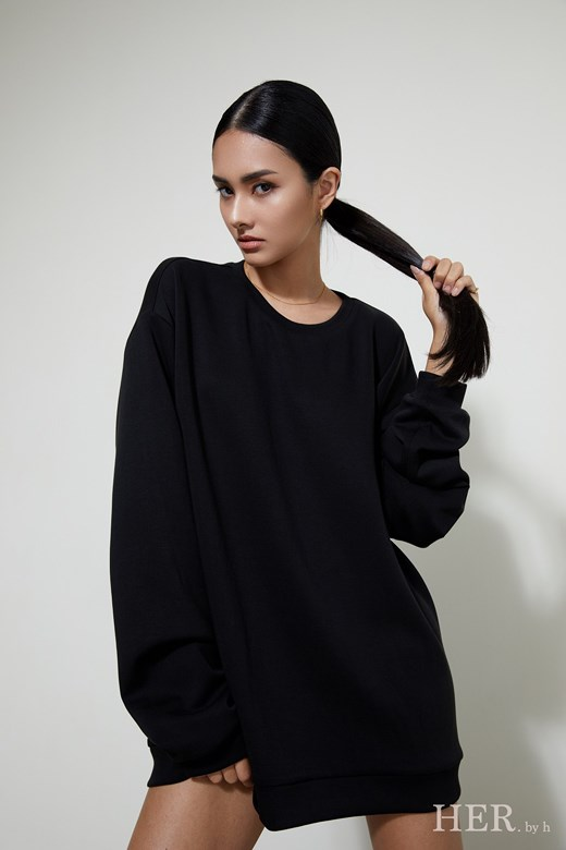 Unisex Weekend Vibe Relaxed Fit Sweatshirt