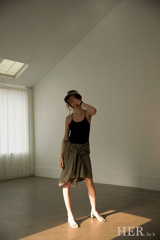 Shirt Skirt 襯衫設計裙