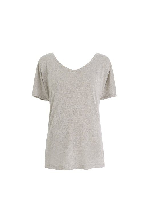 Relaxed Fit Skinny T-shirt
