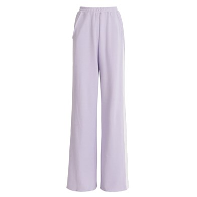 cropped track pants