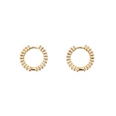 Set In Stone Earring