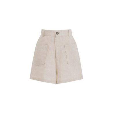 safari tailored shorts