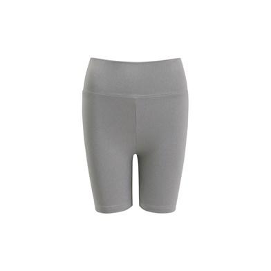 high-waisted sport shorts