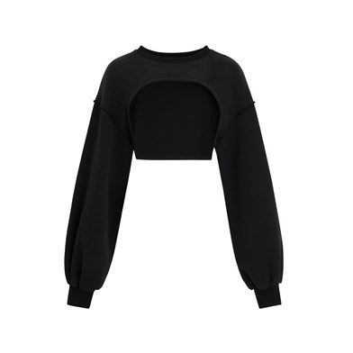 hollow sports top