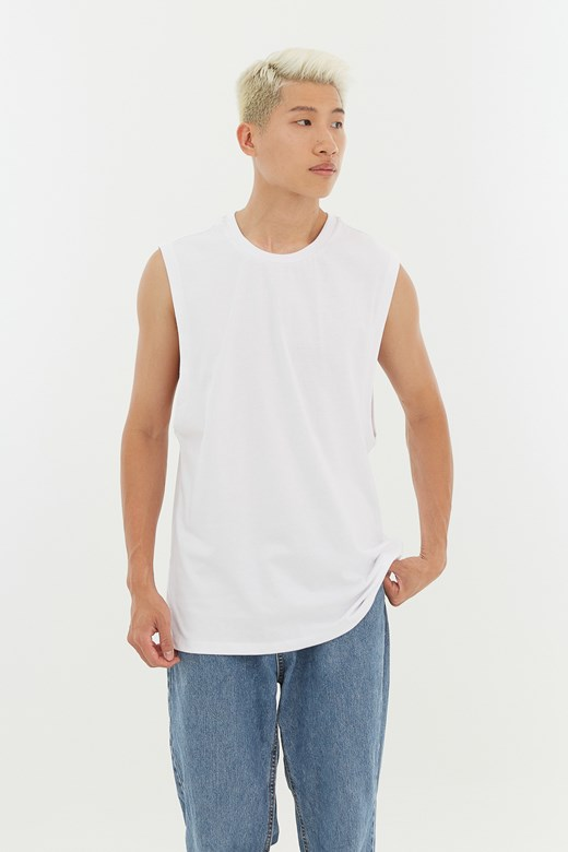 MUSCLE TOP (BASIC/UNISEX)
