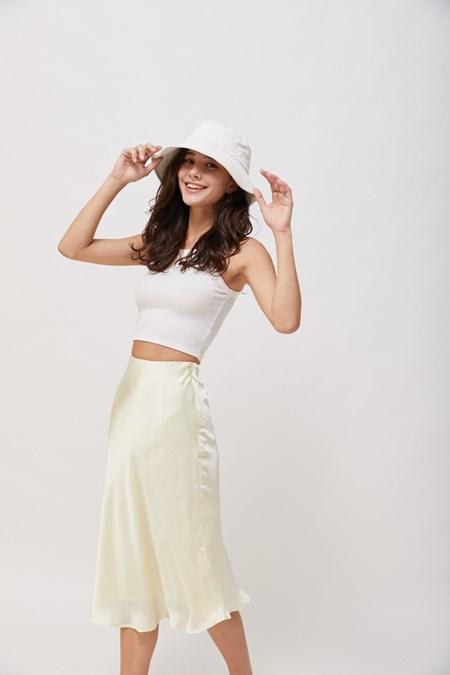 Buy Me A Drink Satin Skirt